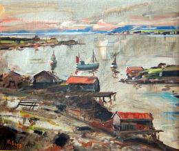 A. Berg - Uten tittel