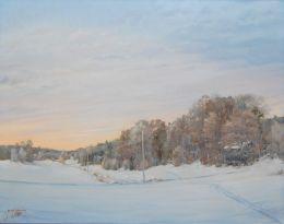 Arne Borring - Ved Flateby