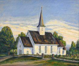 A. Hasle - Nesodden kirke